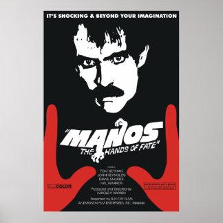 Manos : Les mains du destin Poster
