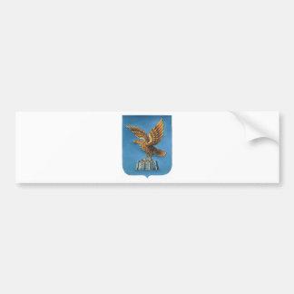 Manteau de Friuli-Venezia Giulia (Italie) des bras Autocollant De Voiture