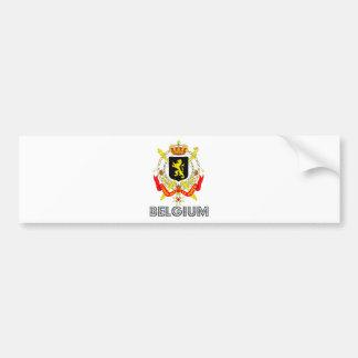 Manteau de la Belgique des bras Autocollants Pour Voiture