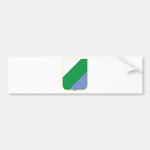 Manteau de l'Abruzzo (Italie) des bras Autocollants Pour Voiture