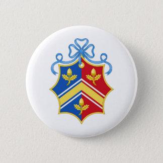 Manteau de Middleton des bras/de la crête famille Badge Rond 5 Cm