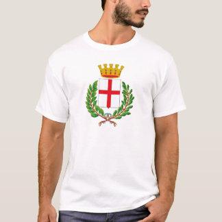 Manteau de Milan de T-shirt de bras