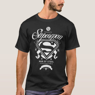 Manteau de Superman des bras T-shirt