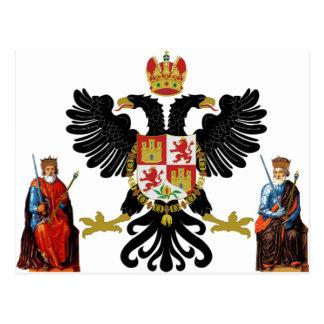 Manteau de Toledo (Espagne) des bras Cartes Postales