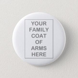 Manteau des boutons/insignes de bras badge rond 5 cm