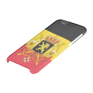 Manteau des bras belge coque iPhone 6/6S