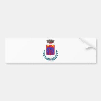 Manteau des bras pour Ortucchio, Italie Autocollants Pour Voiture
