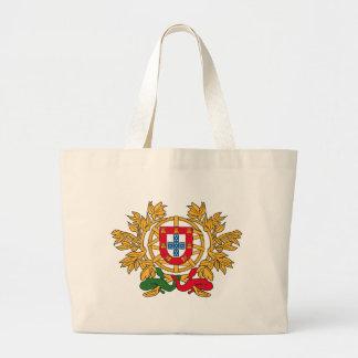 Manteau du Portugal de sac fourre-tout à bras