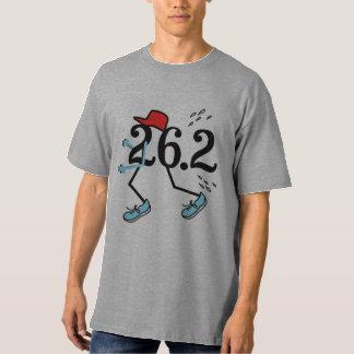 Marathonien drôle 26,2 - cadeaux pour des coureurs t-shirt