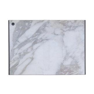 Marbre blanc coques iPad mini