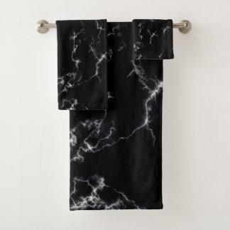 Marbre élégant style4 - noir et blanc