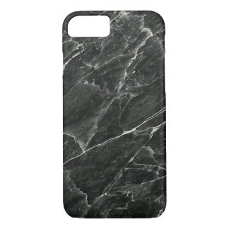 Marbre noir coque iPhone 7