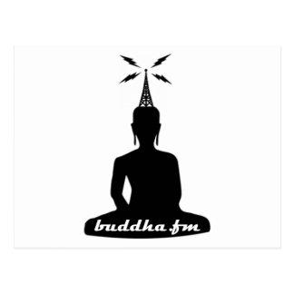 marchandises de Bouddha Carte Postale