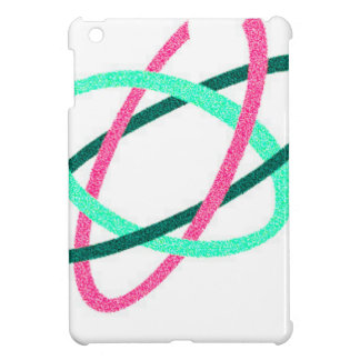 marche pour le logo de la science étui iPad mini