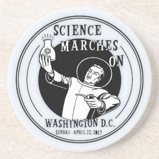 Marches de la Science dessus Dessous De Verres