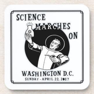 Marches de la Science dessus Sous-bock
