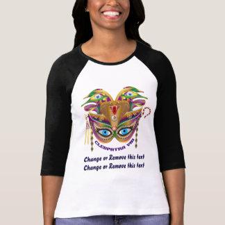 Mardi gras Cléopâtre-VIII eue connaissance de la T-shirt