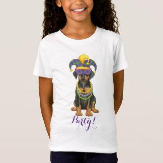 Mardi gras Dobe T-Shirt