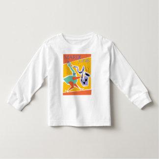 Mardi gras t-shirt pour les tous petits