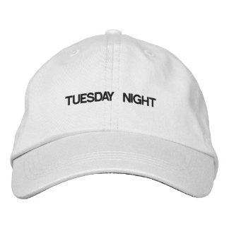 Mardi soir casquette