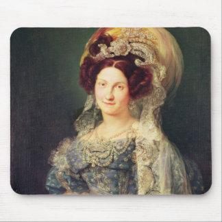 Maria Christina de Bourbon Tapis De Souris