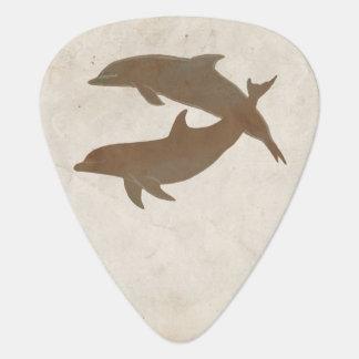 Mariage de plage rustique de dauphins onglet de guitare