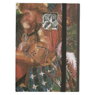 Mariage de St George, princesse Sabra par Rossetti Protection iPad Air