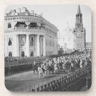 Mariage de tsar Nicholas (1868-1918) à Alexandra Sous-bocks