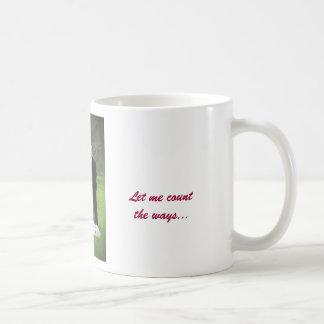 Mariage Mug Blanc