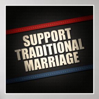 Mariage traditionnel de soutien