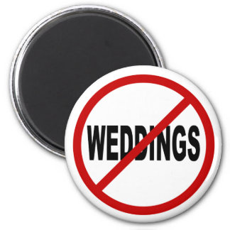 Mariages de la haine Weddings/No permis la Aimant