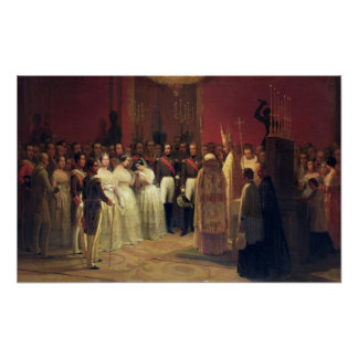 Mariages de la Reine Isabella II