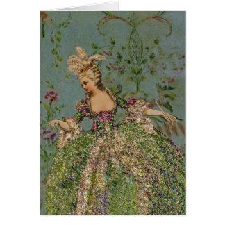 Marie Antoinette - carte