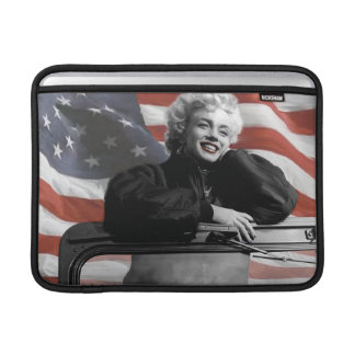 Marilyn patriote poche macbook air