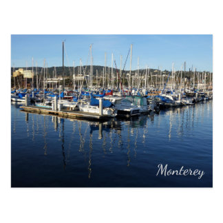 Marina de Monterey, carte postale de Monterey, la