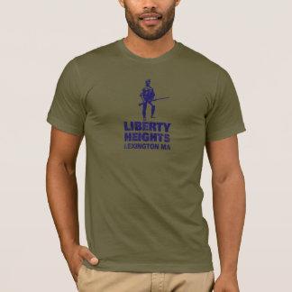 Marine de tailles de liberté empilée (la pièce en t-shirt