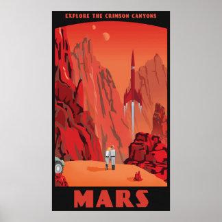 Mars - grand format