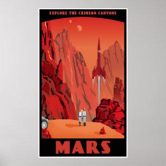 Mars : grande version