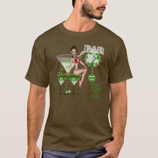 Martini sale - T-shirt foncé de base