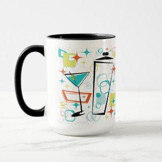 Martini tasse de café d'Aller-Aller une grande