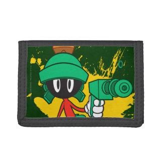 Marvin avec l'arme à feu