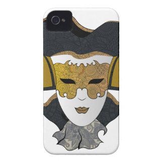 Maschera-Veneziana Étuis iPhone 4