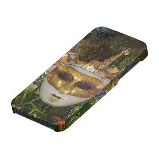 Masque de fantôme de cas d'Iphone 5 Étui iPhone 5