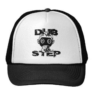 Masque de gaz de Dubstep Casquettes De Camionneur