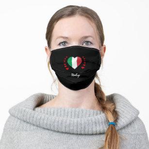 Fille italienne amateur masquée