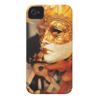 Masques vénitiens étuis iPhone 4