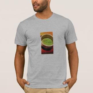 Matcha est servi t-shirt