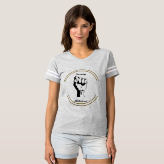Maternité de survie t-shirt