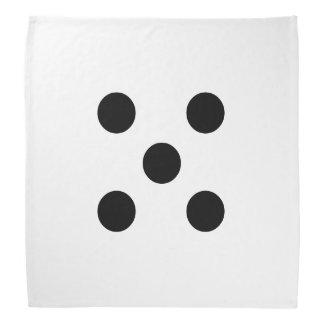Matrices 5 bandana
