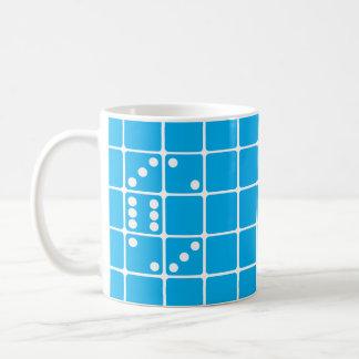 Matrices de la lettre C Mug